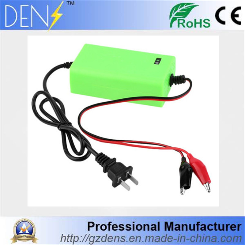 12V 2A Intelligent Auto Car Battery Charger