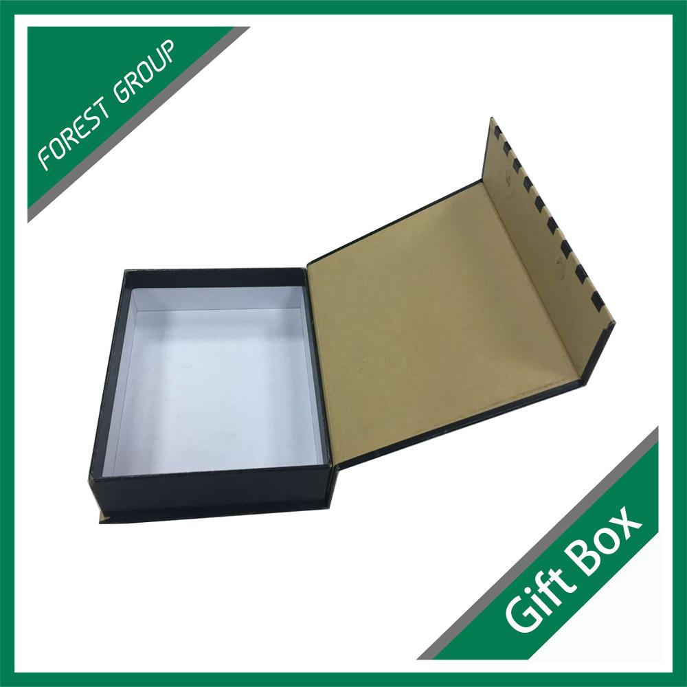Book Shape Magnetic Closure Gift Box Cardboard