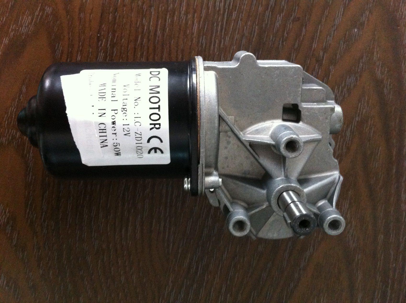 Valeo DC Motor for Equipment (LC-ZD1020)