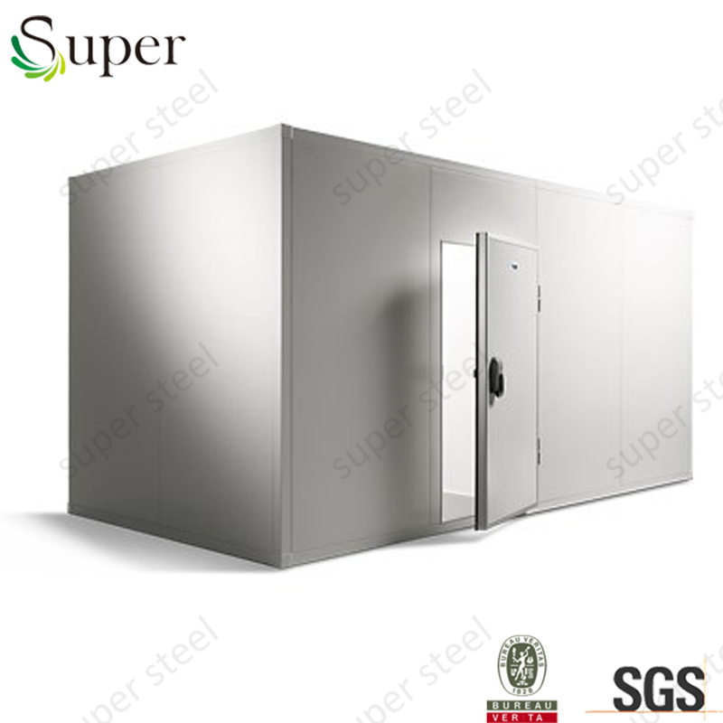 Cold Storage Room with Refrigeration Equipment