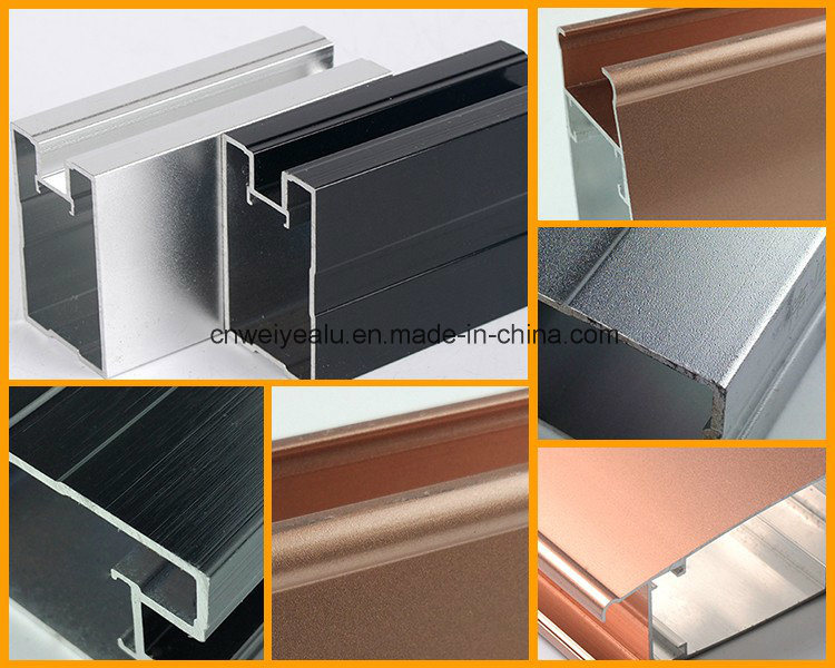 New Product Kitchen Cabinet Made in Aluminium 6063, Customized Design Aluminium Cabinet