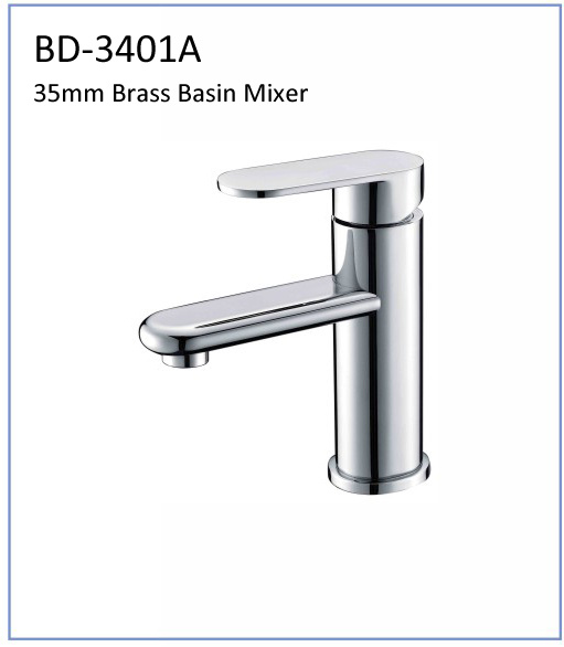 Bd3401d 35mm Brass Single Lever Kitchen Faucet