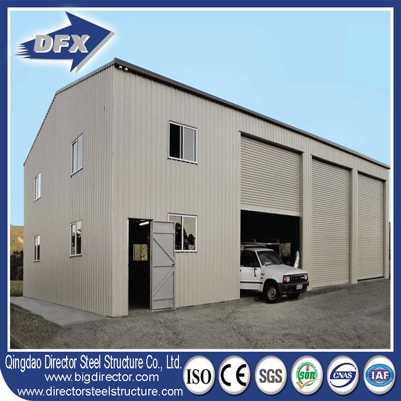 China Prefabricated Steel Structure Industrial Warehouse