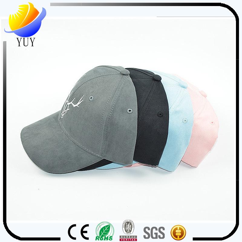 2017 New Imitation Leather Baseball Cap