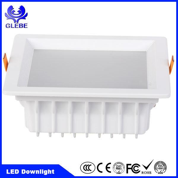 2017 New Design 2835SMD LED Round LED Panel Light Downlight 1200lm