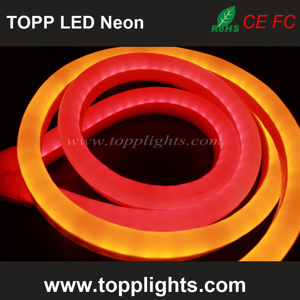 Flexible Waterproof LED Flexible Neon Strip Light