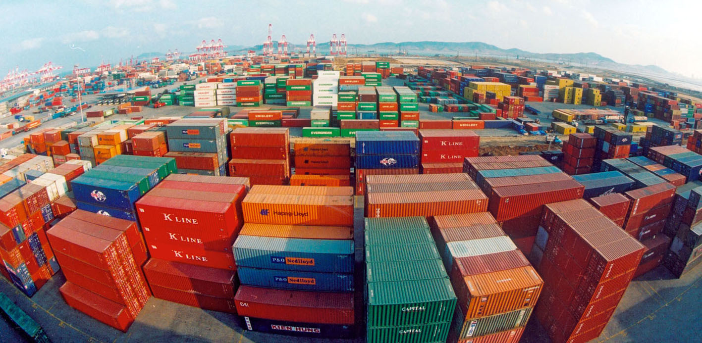 FCL Shipping Service From China to Belawan