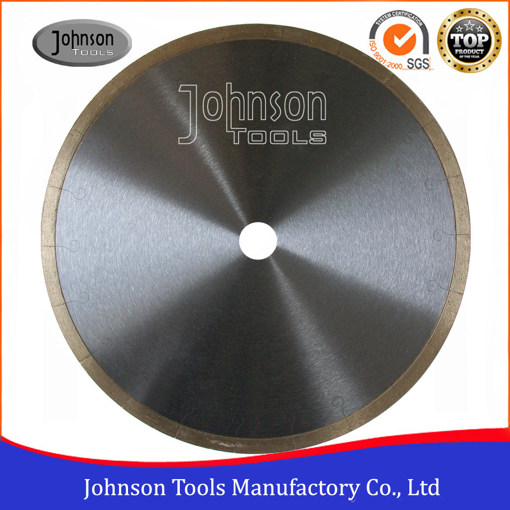 300mm Ceramic Tile Saw Blades Cutter with J Slot for Wet Cutting