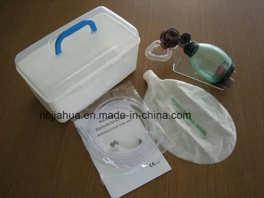 PVC Manual Resuscitator for Pediatric