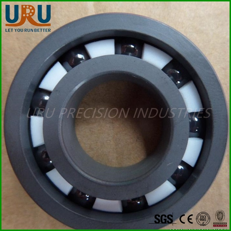 Full Ceramic Ball Bearing & Sealed Hybrid Bearing 608 Zro2 Si3n4