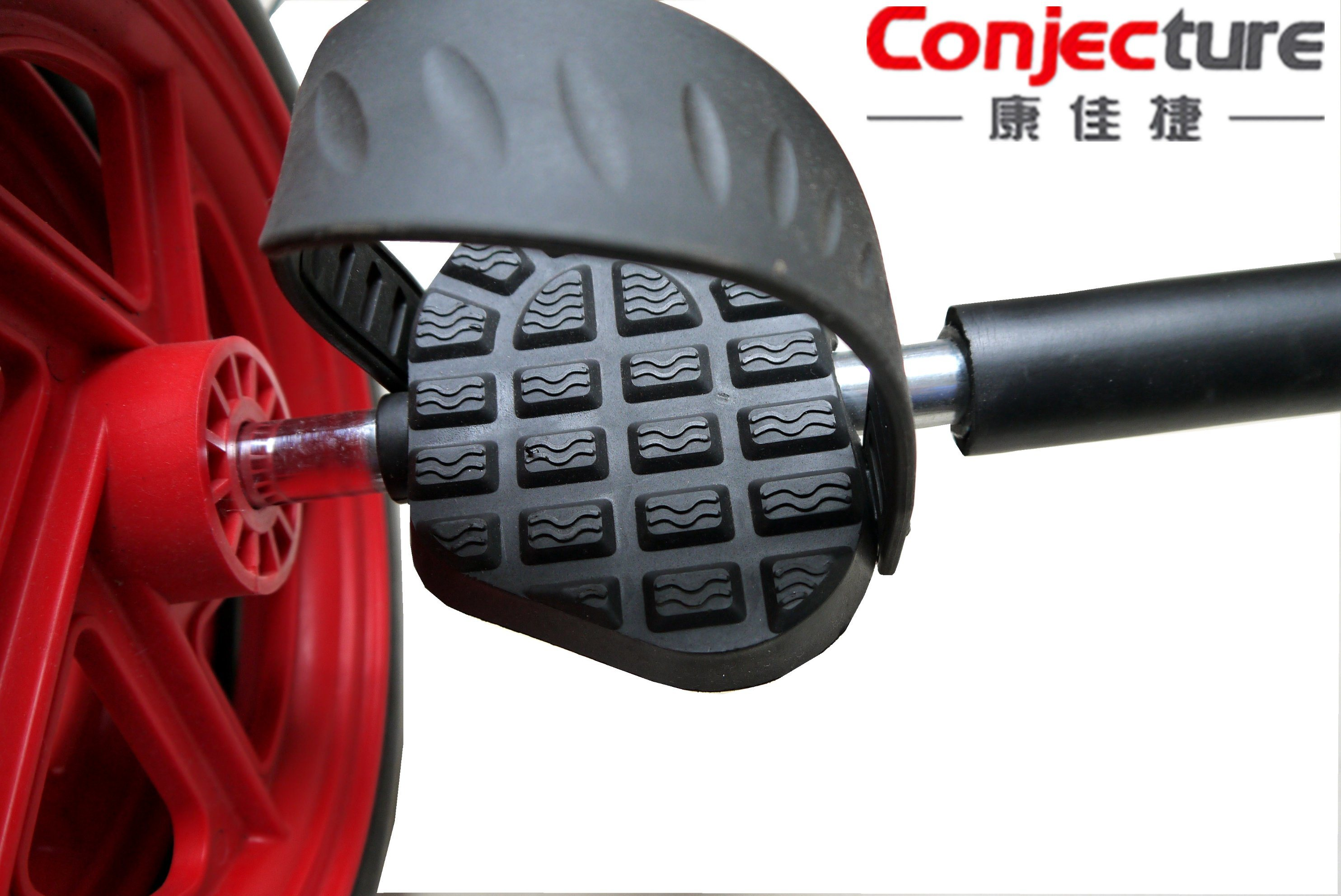 High Quality Ab Double-Wheel Roller for Disabled and Elderly