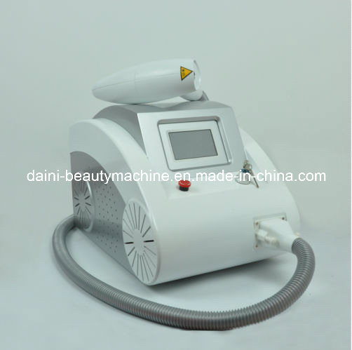 Beauty Device 1064nm 532nm Laser Portable Tattoo Removal Device