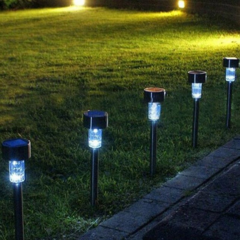 LED Solar Light 10PCS Power Outdoor Garden