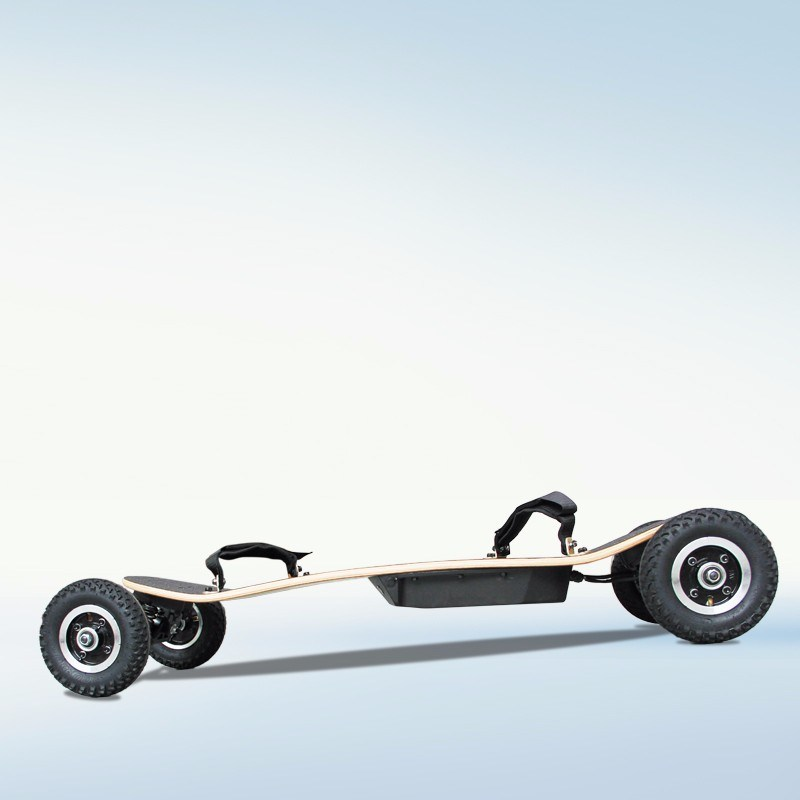 Four Wheel Wireless Remote Control Electric Skateboard