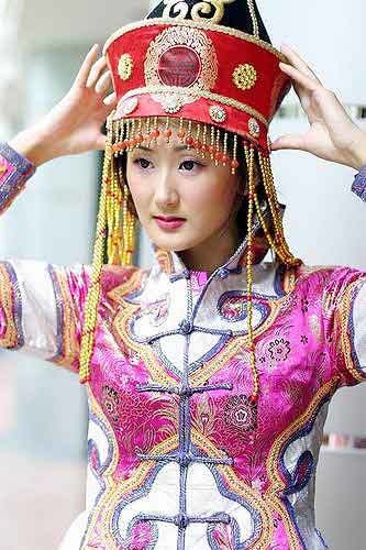 taiwan traditional costume