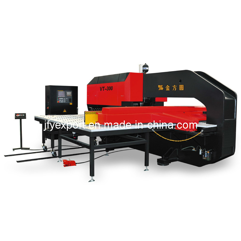VT Series CNC Turret Punching Machine