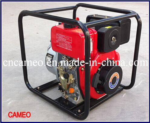 Cp50c 2 Inch 50mm Diesel Pump Diesel Engine Pump 3.8HP Water Pump 2.5L Water Pump Small Water Pump Portable Water Pump