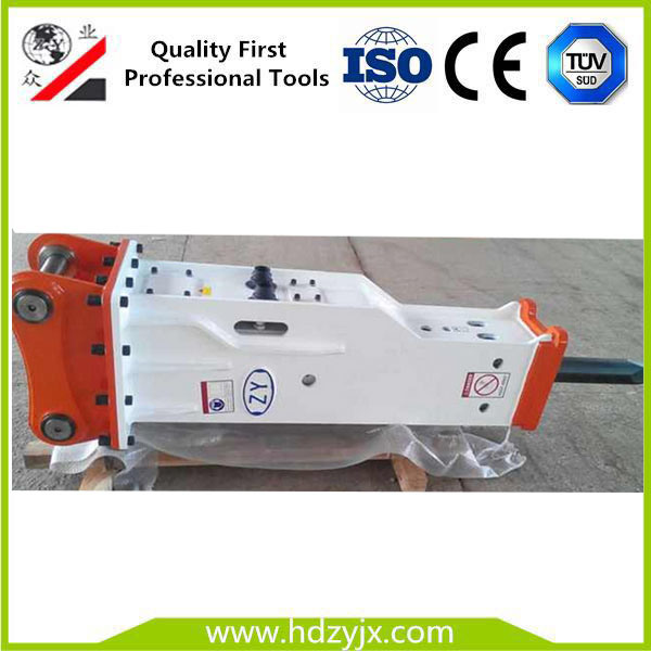 Slience Type Box Type Hydraulic Breaker Hammer