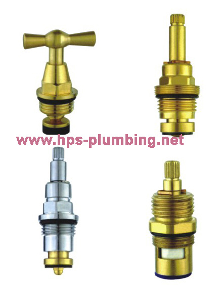 Brass Cartridge for Faucet or Stop Valve