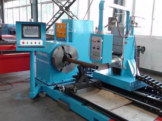 CNC Pipe Profile Cutting Machine - 1
