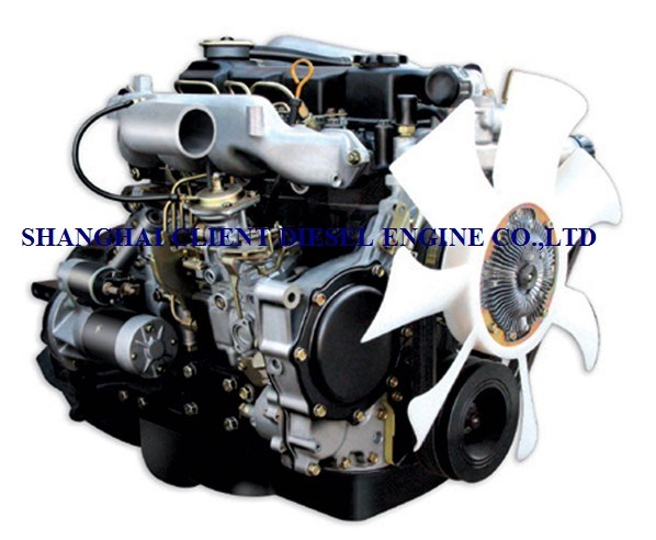 Brand New Nissan Qd32ti Engine for Vehicle