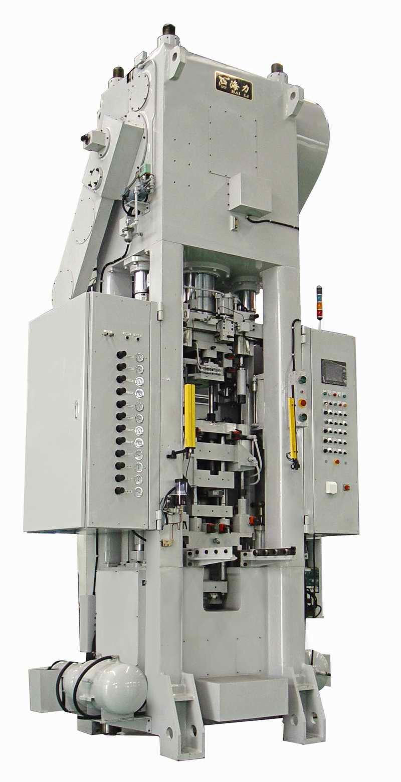 500 Ton Powder Compacting Press