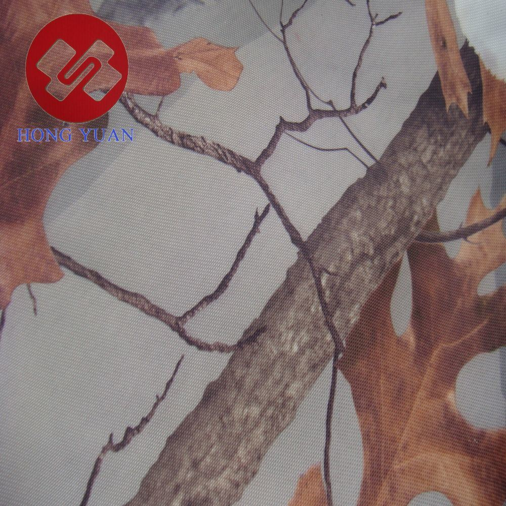 Tree Camouflage Fabric (CAMOU0035)