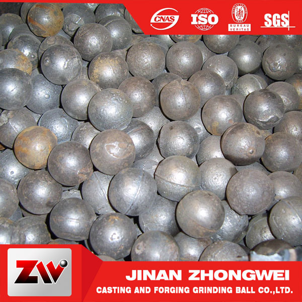 Copper Slag Ball Mill with Cast Iron Balls