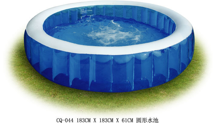 Inflatable Round Swimming Pool CQ 044  Inflatable Swimming Pools