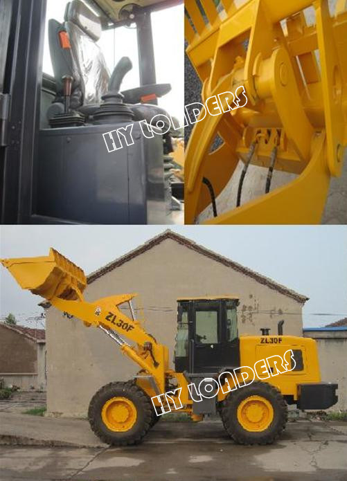 Multi-Wheel Loader (ZL30)
