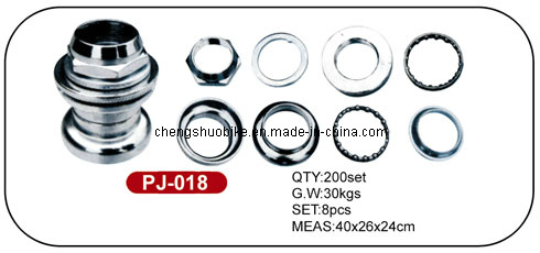 Hot Selling Bicycle Head Parts 8PCS Pj-018 of High Quality