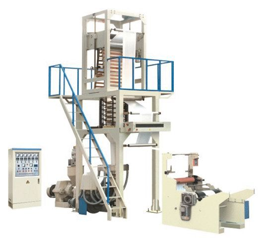 HDPE High-Speed Film Blowing Unit (YT/H)