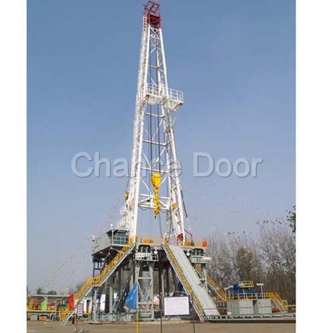 Oil Drilling Rig for Drilling Machinery 2000HP CD-AC