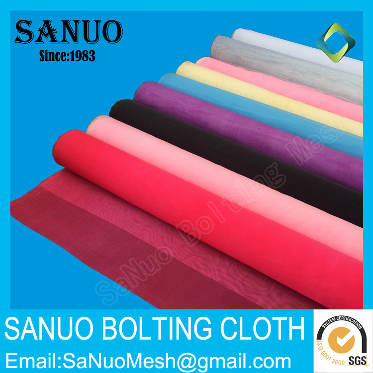 High Tension Polyester Silk Screen Mesh Fabric for Printing Pet36/100mesh