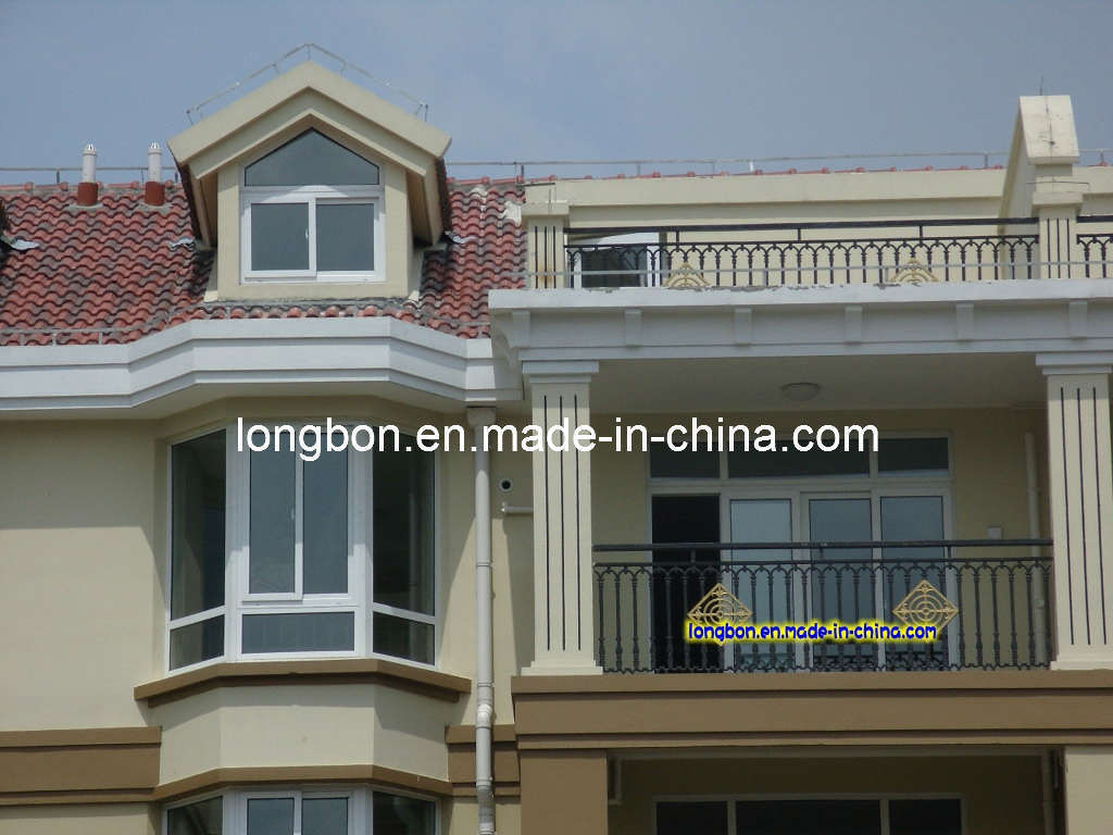 China decorative iron fence house balcony fence lb b f for Balcony of house