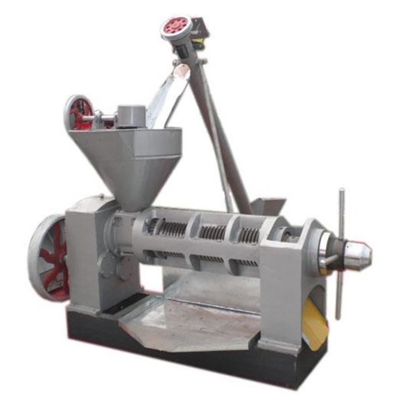 Larger Vegetable Oil Expeller Press (6YL-165)