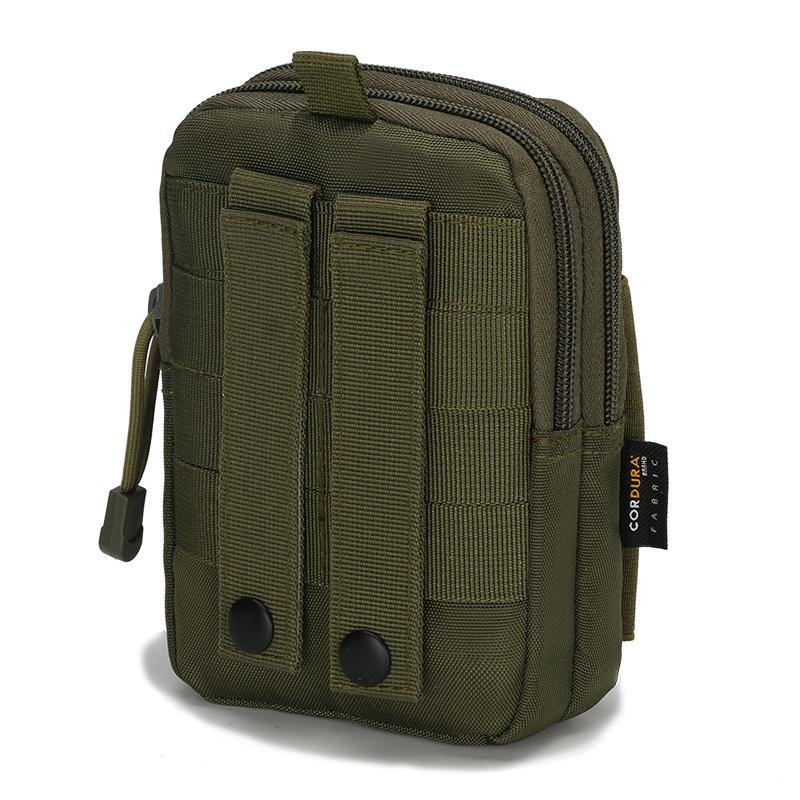 Hot Sale Tactical Molle Waist Bag Pouch.
