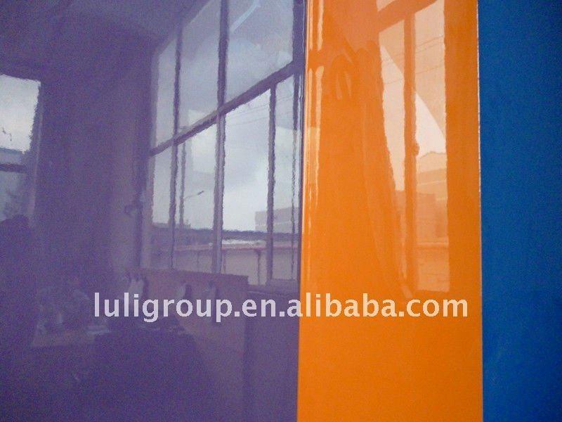 High Glossy UV Cabinet Board