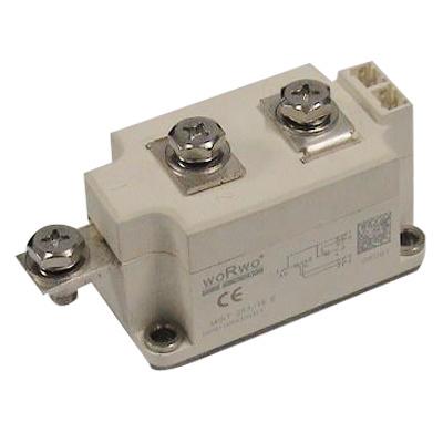 Semikron Thyristor Module (SKKT253) Diode Module (SKKD253A)