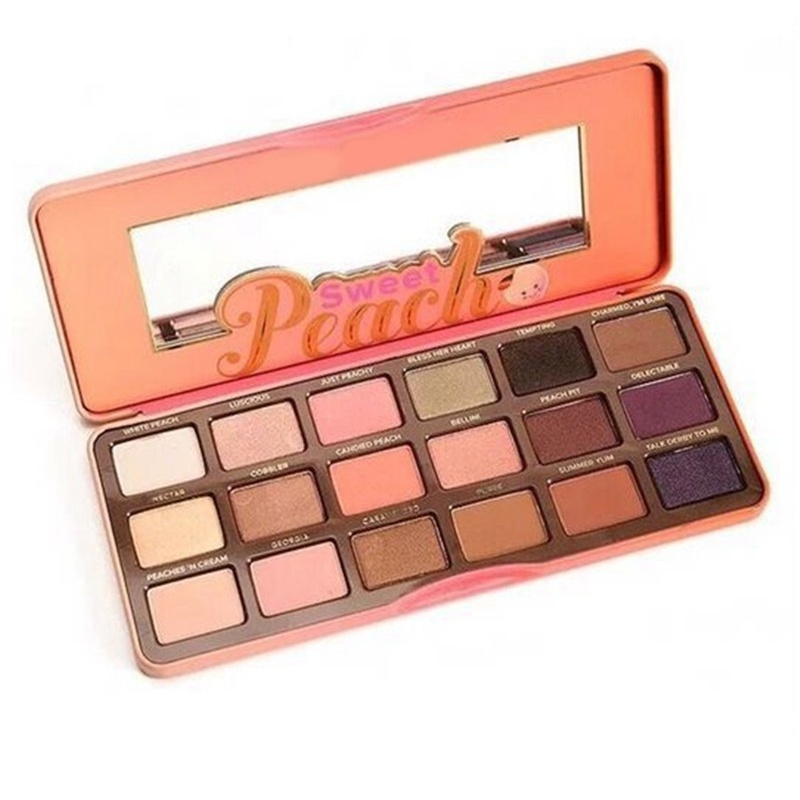 Eyeshadow Palette 13 Colors Mineral Powder Long Lasting Effect Es0290