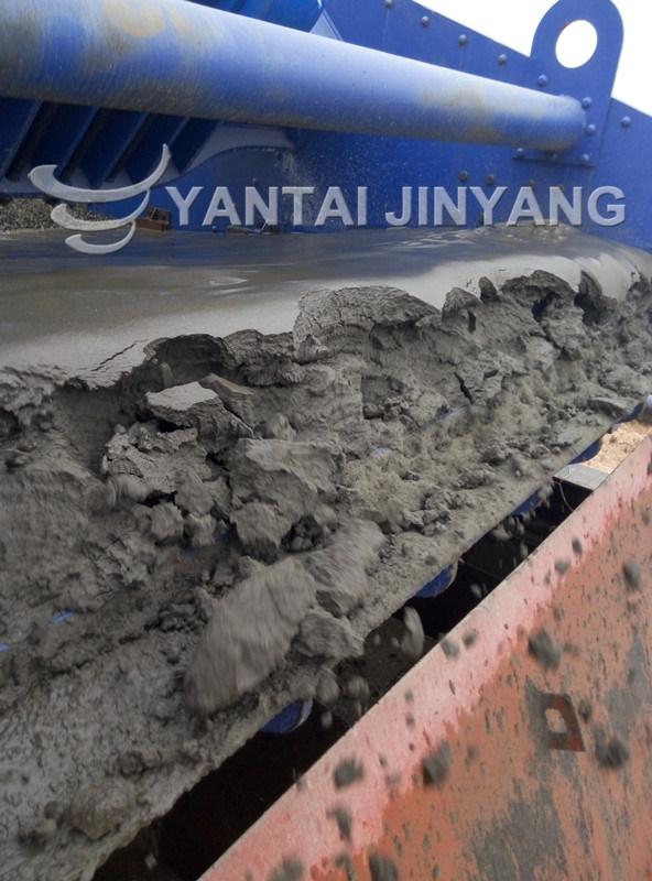 China Gold Mining Machinery Tailings Processing Machine Vibrating Dewatering Screen