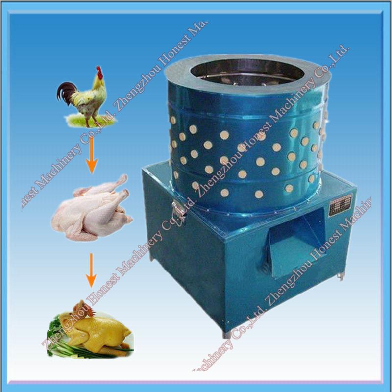 Advanced Poultry Equipment Slaughtering Machine Chicken Plucker