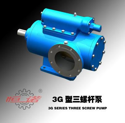 3G Series Three Screw Pump