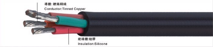 YG Silicone Insulated Power Cable