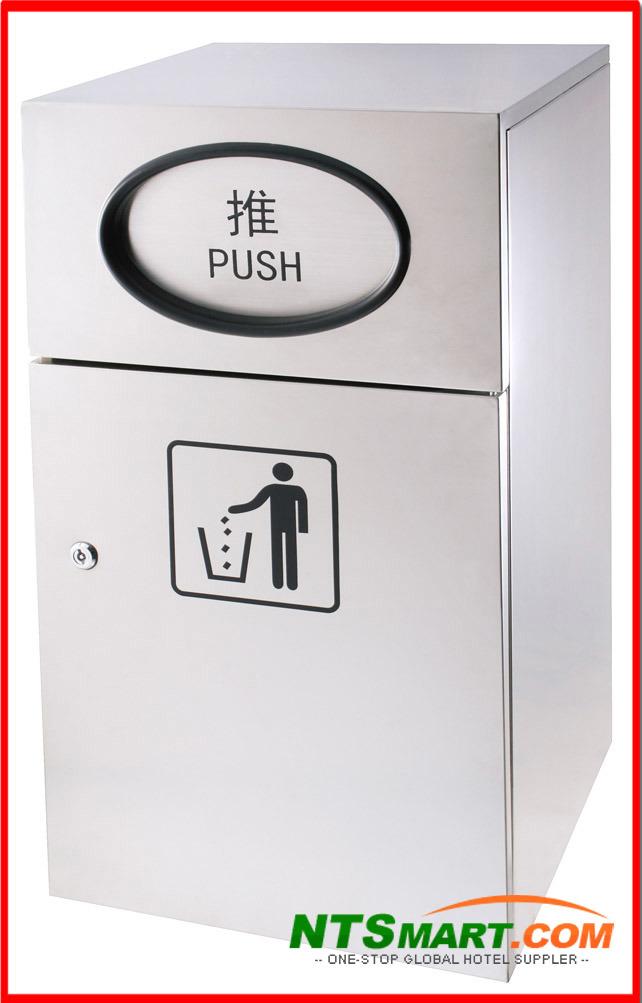 Hinged Top Indoor Utility Trash (NS00017581)