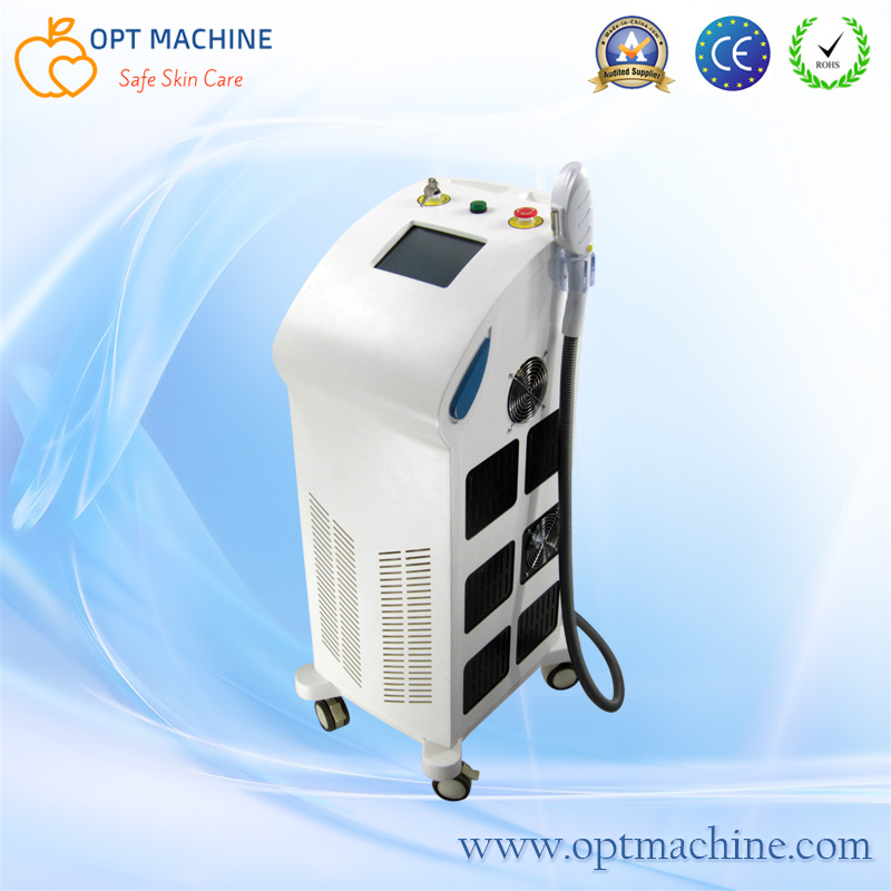 Painfree Permanent Hair Removal IPL Opt Skin Rejuvenation Machine