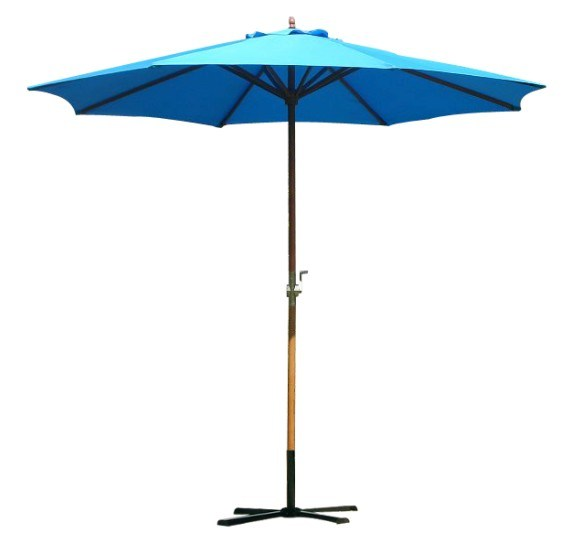 High Quality Round Patio Umbrella (BR-GU-15)