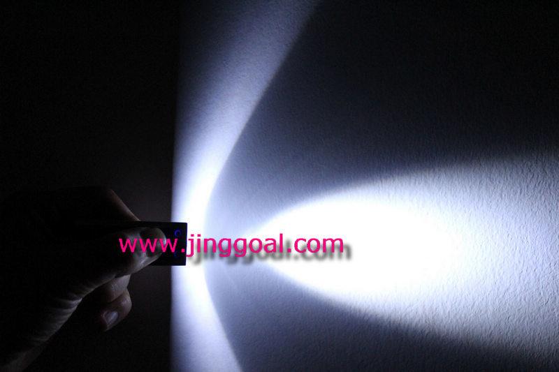 Mini Promotion Flashlight LED Keychain