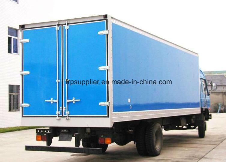 CKD Truck Body Panels/Body Truck CKD/CKD Refrigeration Truck Body for Sandwich Panels