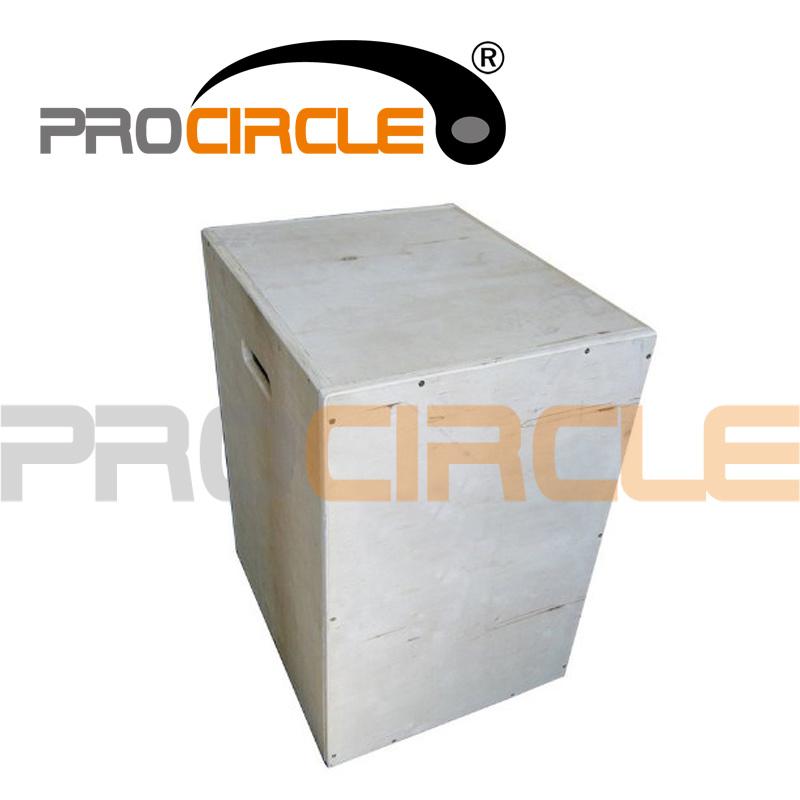 Crossfit Plyometric Agility Training Wood Puzzle Plyo Box (PC-PB1005)